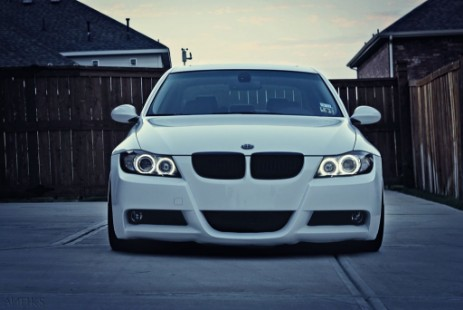 Paraurti Bmw E90 M-look M-TecH