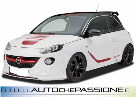 accessori per opel adam auto che passione ricambi e tuning. Black Bedroom Furniture Sets. Home Design Ideas
